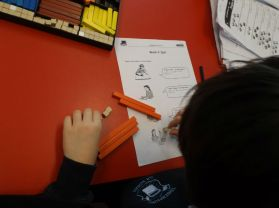 P3 Numeracy Problem Solving Activities