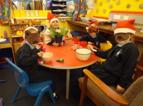 Activity Based Learning with a sprinkle of Christmas Cheer in P1&2