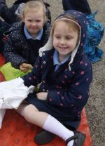 P1&2 Visit Maghera Library, Walled Gardens and the Dentist