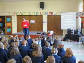 Assembly with CEF - Paddy Crozier