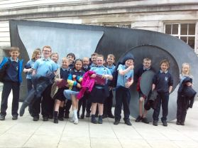 Trip to the Ulster Museum P3/4/5