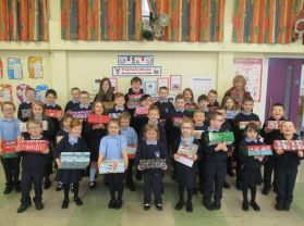 Christmas Shoe Box Appeal 2017