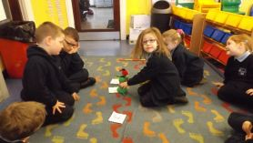 Learning through races in P1