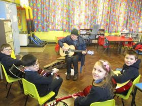 New Guitar STARS in Tobermore