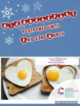 BIG Breakfast for Cancer Research postponed