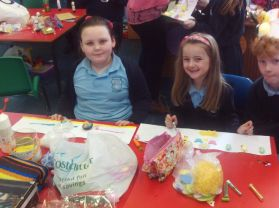 Easter Hats P3/4