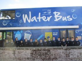 Water Bus calls at TOBERMORE PS