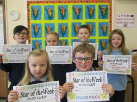 STARS of the WEEK!